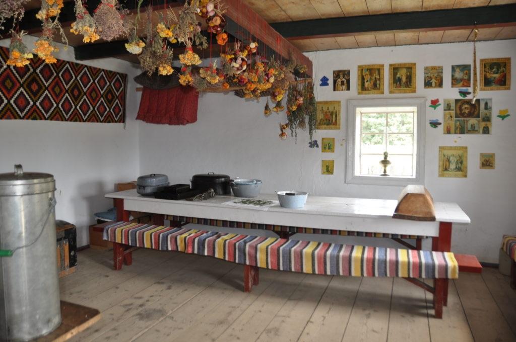 Ukrainian Heritage Village