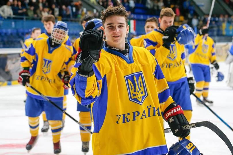 Молодіжна збірна України з хокею виграла Чемпіонат світу