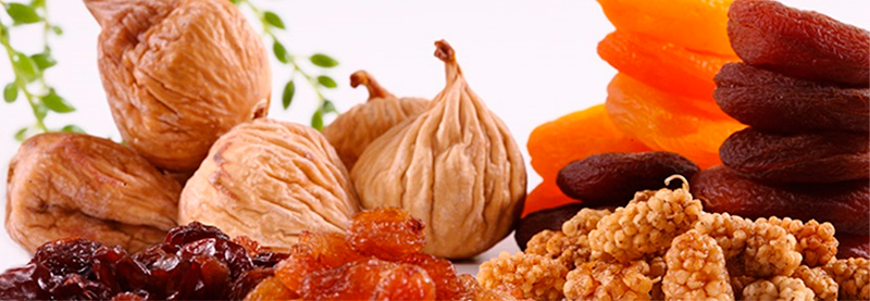 Інжир і абрикоси