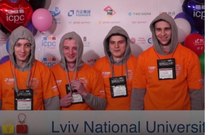 Львівські студенти увійшли до ТОП-20 програмістів на Міжнародній студентській олімпіаді ACM ICPC