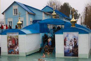 Диво України: порятунок в джерелі Святої Анни
