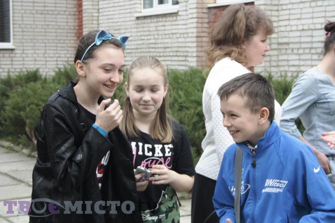 Обмін заради миру. Як львівська школа приймала дітей із Луганщини