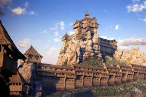 Львівські IT-фахівці створили мобільний додаток «доповненої реальності» для фортеці Тустань (відео)