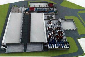 У Львові погодили будівництво сміттєпереробного комплексу на Пластовій. Візуалізація