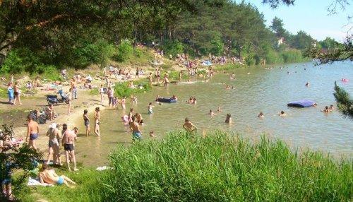 Озеро «Шутер» у Суховолі (фото Vicarman)