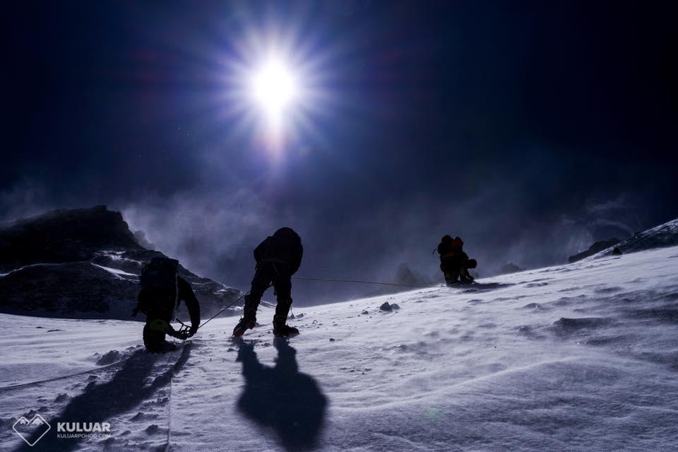 Львів'янин вперше підкорив Еверест