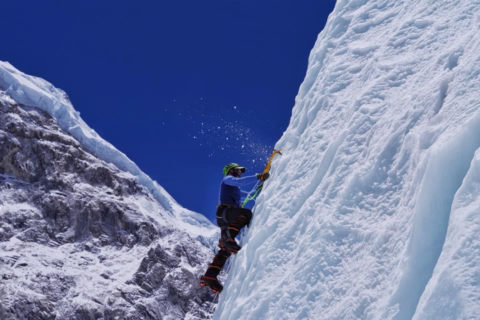 Команда українських альпіністів успішно підкорила Еверест та планує дістатись гори Лхоцзе (фото Тараса Познія та клубу туристів «Кулуар»)