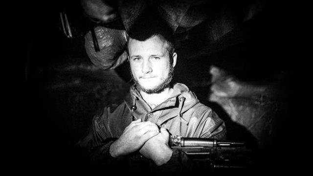 Мар'ян Корчак воював з 2016 року