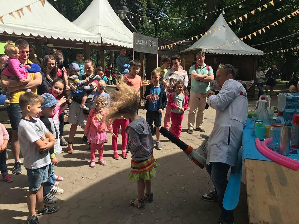 У Львові розпочалися «Міські пікніки» у парку Франка. Фоторепортаж