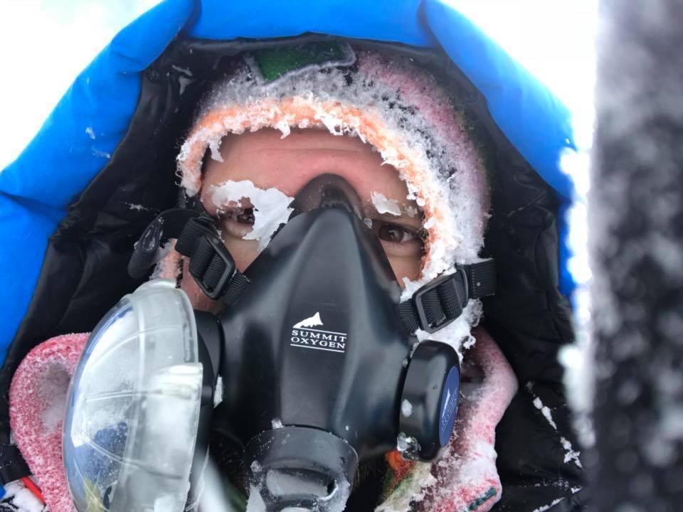 Перший львів'янин на Евересті показав, як підкорював вершину: неймовірні фото та відео