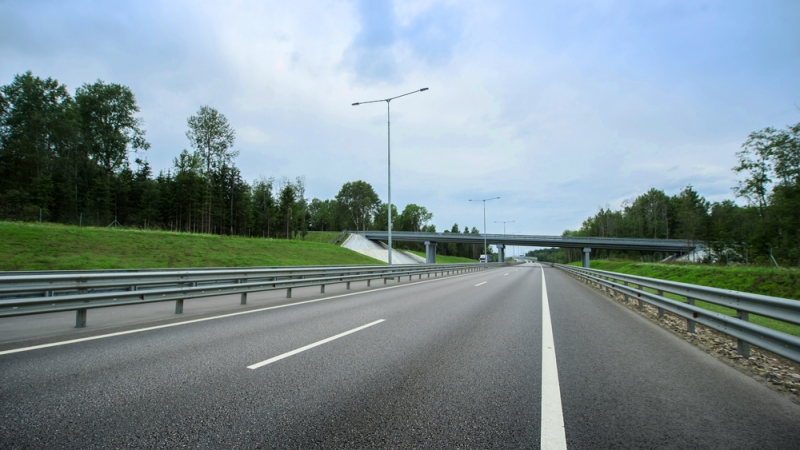 дорога траса автобан