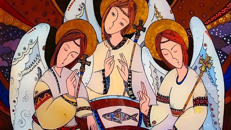 День Святої Трійці трійця