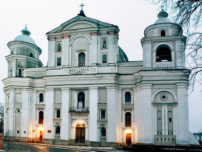 Костел Петра і Павла, 1616 р., Луцьк