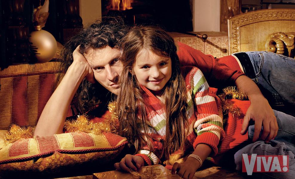 Вже доросла: Тільки погляньте, яка красуня донька Кузьми Скрябіна