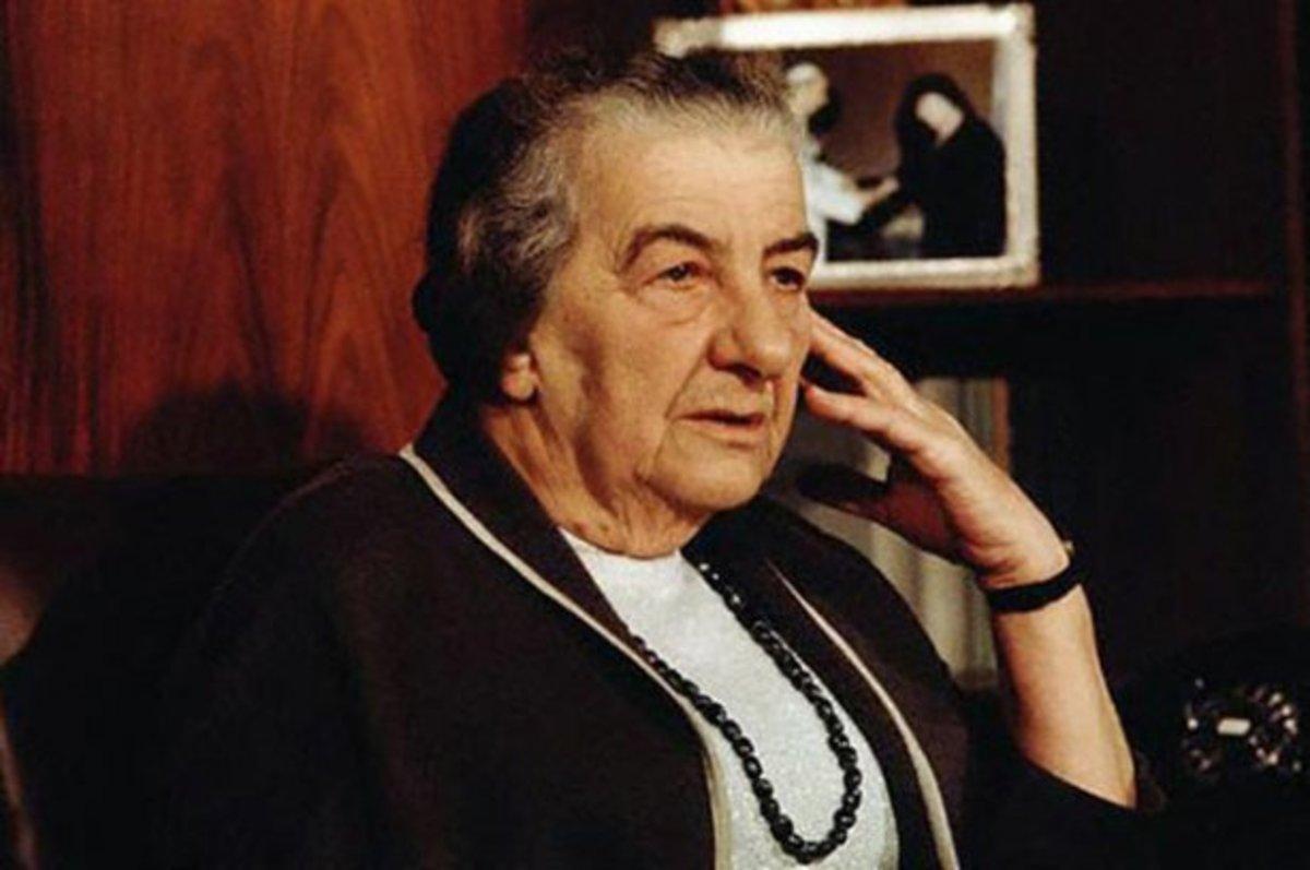 Голда Меїр