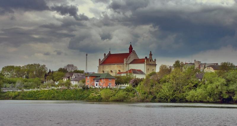 Гусятин замок