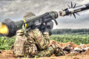 Україна вперше вдарила з Javelin: опубліковано відео