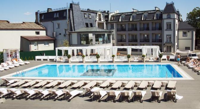 Kavalier boutique hotel