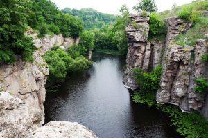 10 унікальних місць України, які створила сама природа