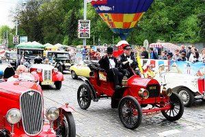 У Львові відбудеться міжнародний фестиваль ретроавтомобілів