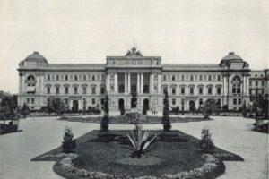 Як виглядали корпуси університету Франка в минулому. 9 фото