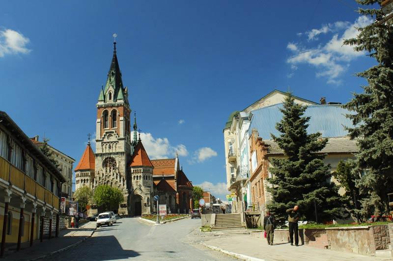 Чортків: костел св. Станіслава