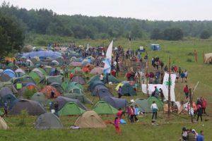 1500 пластунів розкрили табір поблизу Львова