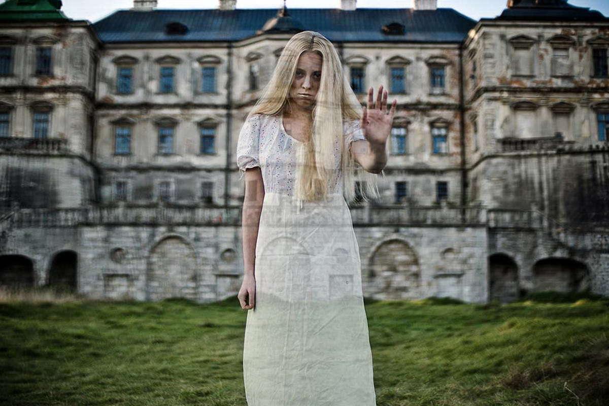 підгорецький замок привид