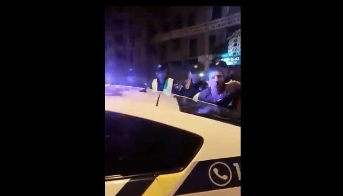 У Львові сталася масова бійка між патрульними та групою молодиків