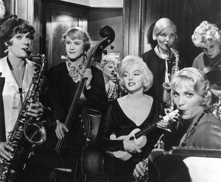 У джазі тільки дівчата