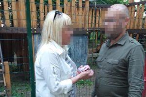 У Львові працівниця надання Центру послуг УБД вимагала гроші з бійця АТО