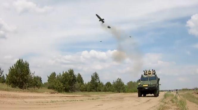 Укроборонпром показав випробування нового бойового модуля