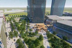 У Львові анонсували початок будівництва у Львові найбільшого в Україні IT-парку