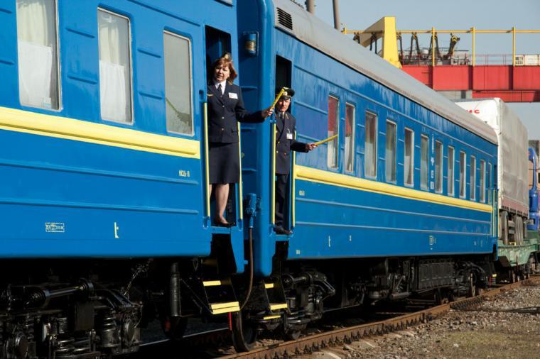потяг поїзд укрзалізниця