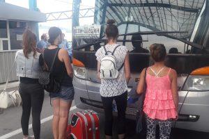 Львівські митники затримали торговців людьми, які везли жінок у сексуальне рабство