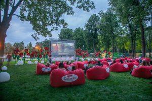 У Стрийському парку Львова тривають кінопокази просто неба