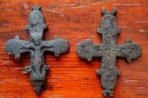 У підлозі храму на Львівщині знайшли 900-річну реліквію