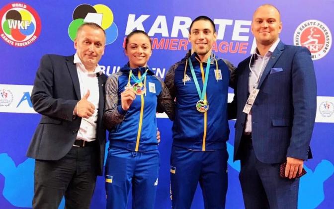 Львів'янин Станіслав Горуна здобув перемогу на міжнародних змаганнях з карате