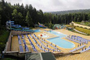 На Львівщині відкрили новий аквапарк (фото, відео)