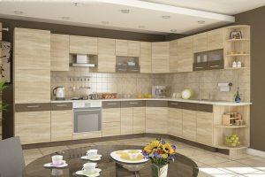 Її «величність» кухня. Обираємо кухонні меблі
