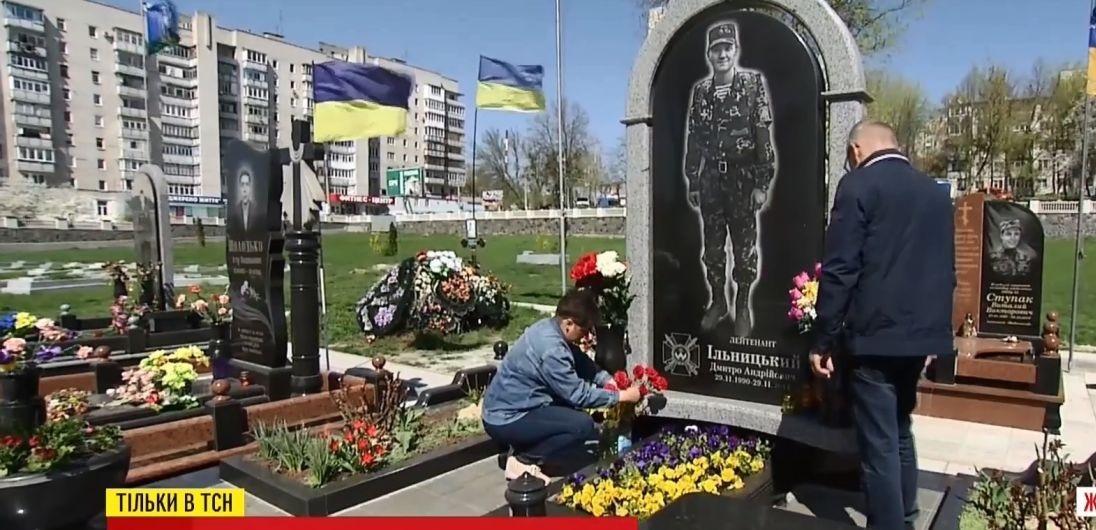 Після смерті в АТО сина українка у 48 народила трійню