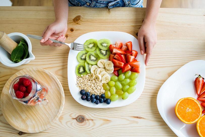 фрукти салат дієта дієти харчування зсж спорт фітнес