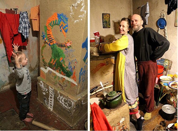 Чому сім'я на Львівщині живе відірвано від світу на хуторі і до чого тут Індія