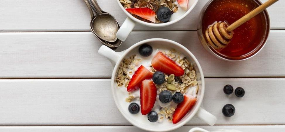 вівсянка фрукти дієта дієти харчування зсж спорт фітнес