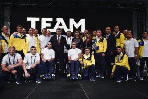 Двоє представників Львівщини представлятимуть Україну в Іграх Нескорених-2018 в Сіднеї