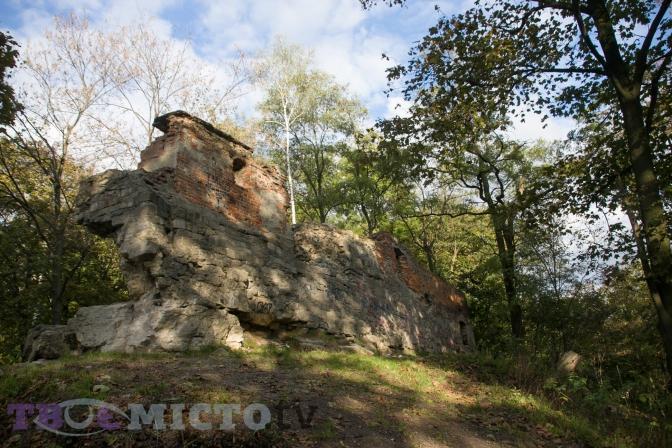 У Львові відреставрують руїни Високого замку. Візуалізація