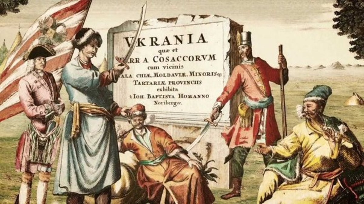"""Звідки з'явилася назва """"Україна"""""""