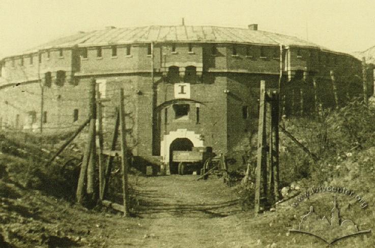 цитадель Мала Максиміліанська вежа №3