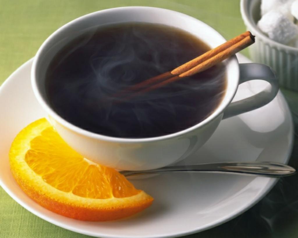 Кава з апельсином (Ямайка)