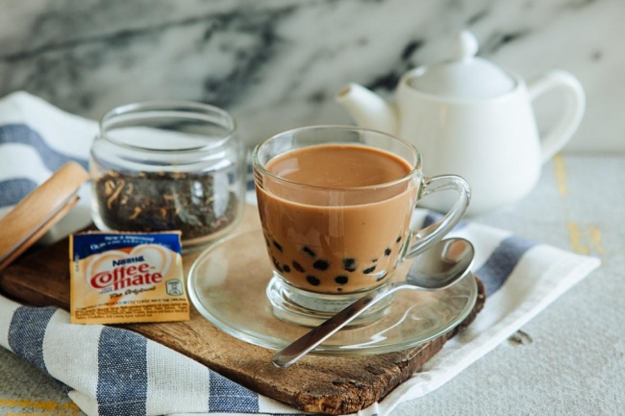 Кава з чаєм (Гонконг)